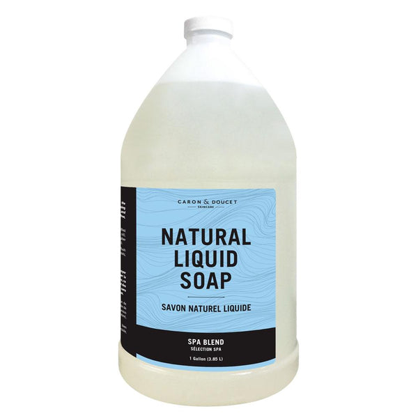 Spa Blend Liquid Soap, 1 Gallon