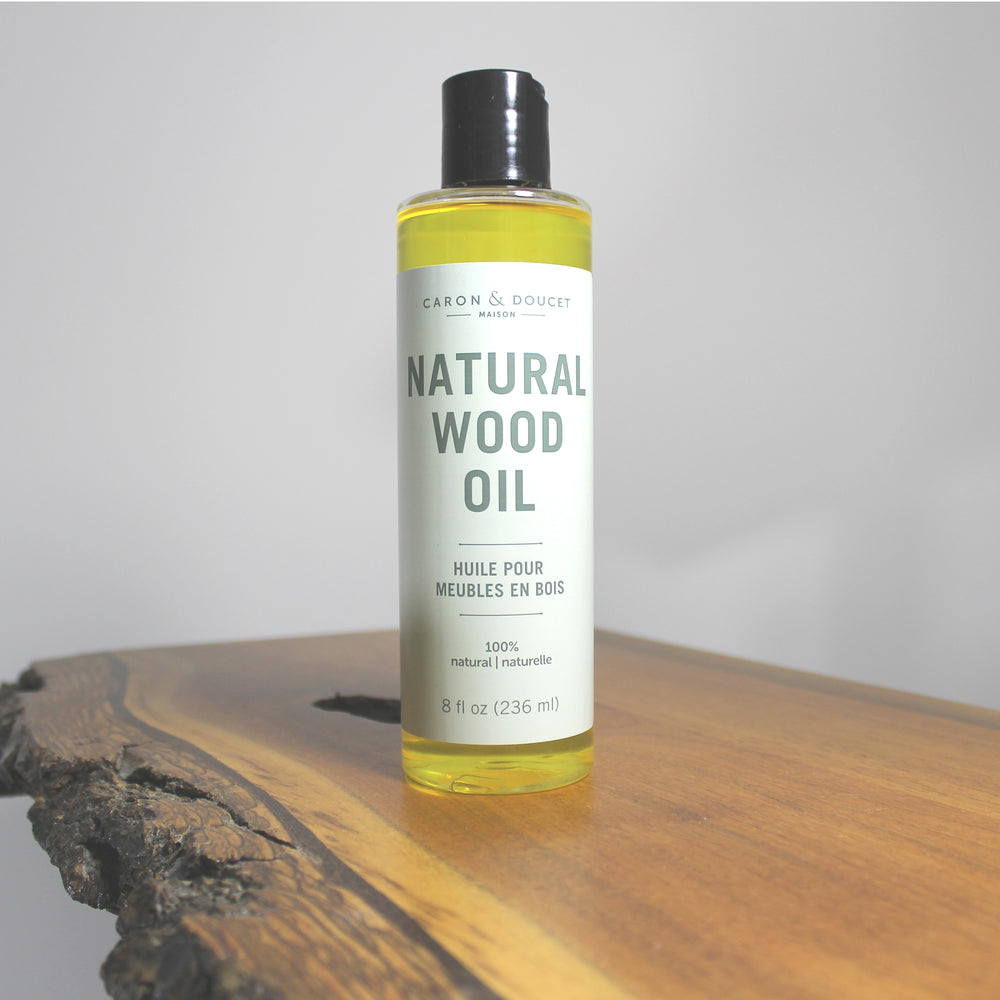 Natural Wood Oil