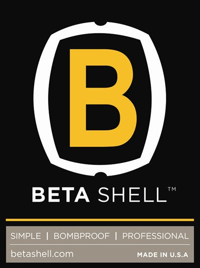 BETA Shell Decal 2011