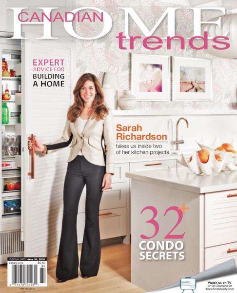 J_HOOK Featured in Canadian Home Trends Magazine!