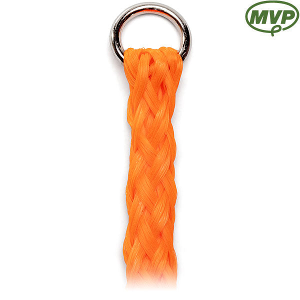 "#101-6 6-ft. Rope Leashes with ""O"" Ring"