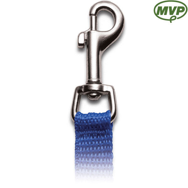 #104-S Personalized Leashes with Bolt Snap (9/16