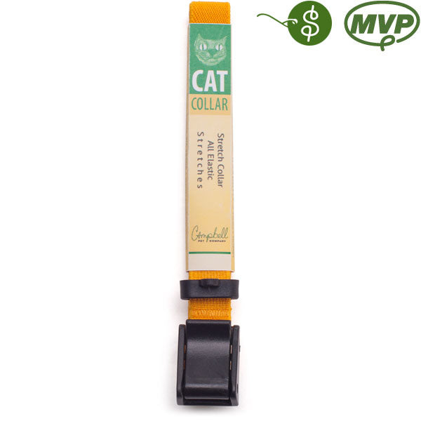 Cat Stretch Training Collars – Camloc (Retail Ready)