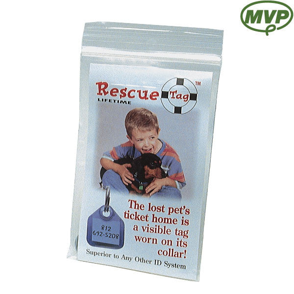 RescueTags® Retail Packs