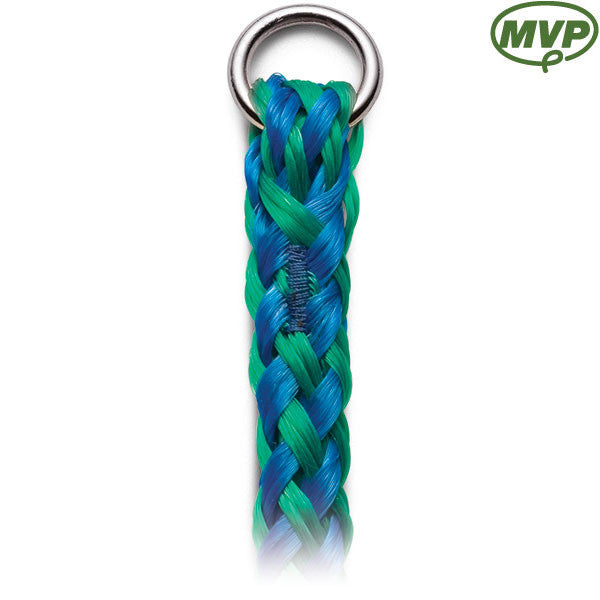 "Free Gift - #101-6 6-ft. Rope Leashes with ""O"" Ring"