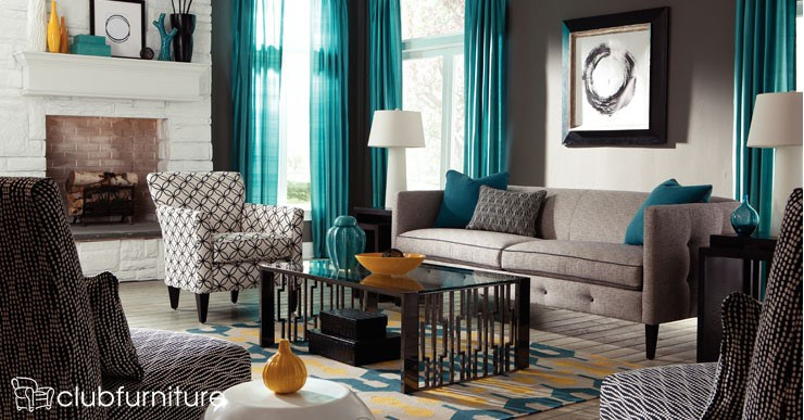 3 Ways To Arrange Living Room Furniture With A Corner Fireplace