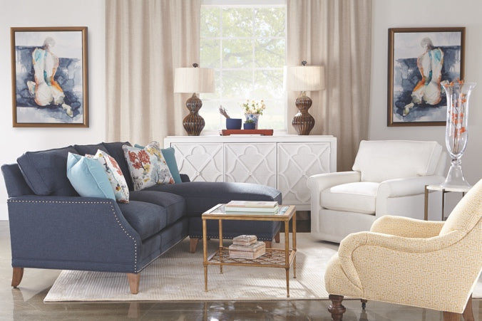 How to Find the Perfect Apartment-Sized Sectional Sofa for ...