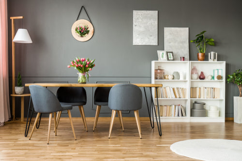 How to Update your Dining Room on a Budget