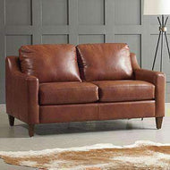 Leather Loveseats & Chaises