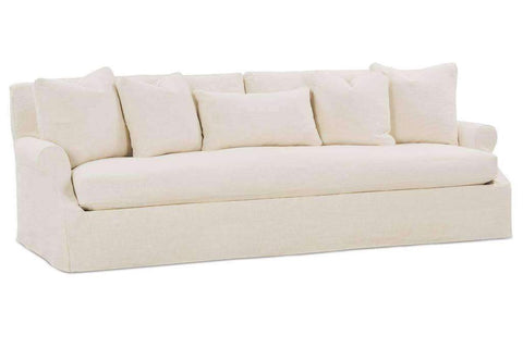 Calista Oversized Slipcovered Sofa