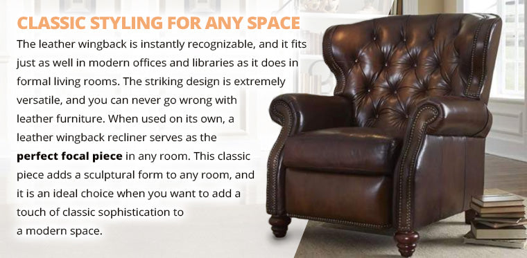 classic styling for any space