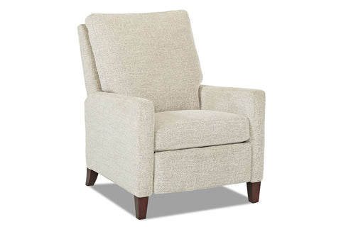Conan Small Modern Fabric Recliner