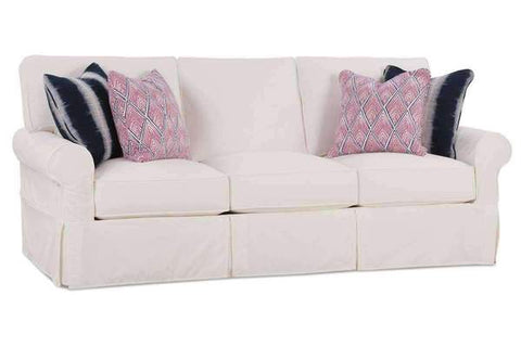 Noreen Oversized Comfort Slipcovered Queen Sleeper Sofa
