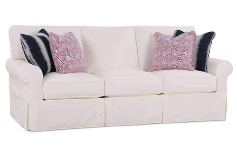Noreen Slipcovered Queen Sleeper Sofa