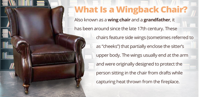 what is a wingback chair