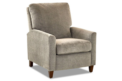 Bolton High Leg Transitional Fabric Recliner