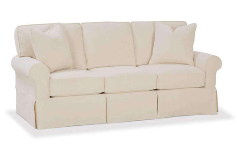 Christine Quick Ship Slipcovered Sleeper Sofa