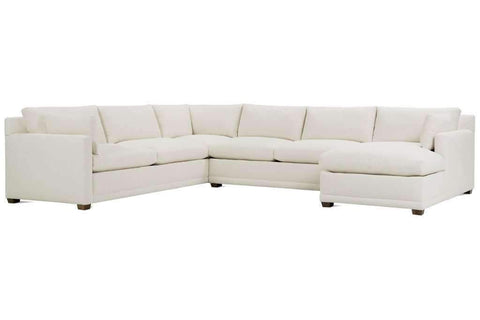 Faith Fabric Sectional Sofa