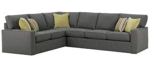 Jennifer Track Arm Sectional Sofa