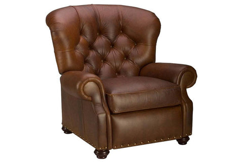 Jackson Tufter Leather Recliner