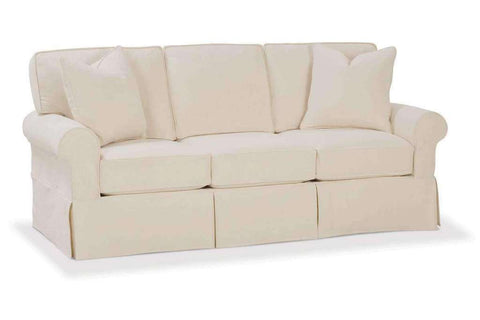 "Christine ""Ready To Ship"" Slipcovered Sofa (Photo For Style Only)"