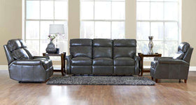 Kirby Dual Power Reclining Leather Collection