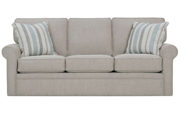 "Kyle ""Designer Style"" Fabric Upholstered Couch Collection"