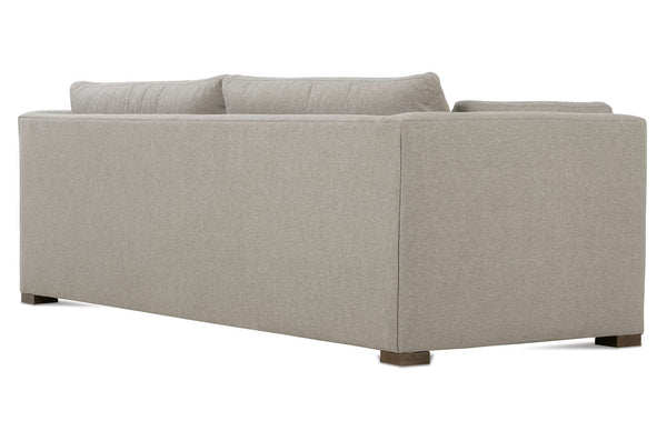 "Libby 92 Inch ""Designer Style"" Single Seat Large Sofa"