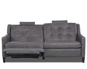 Awesome Leather Sofas Top Grain Leather Couch Genuine Leather Sofa Bralicious Painted Fabric Chair Ideas Braliciousco