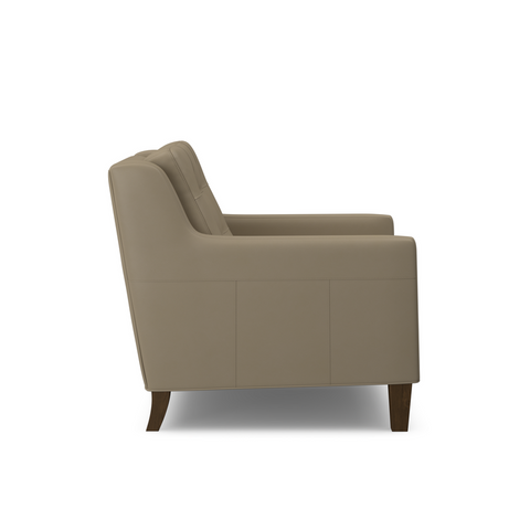 Lowry Mid-Century Modern Power Wall Hugger Reclining Chair
