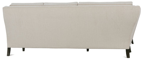 "Lynne ""Designer Style"" Sleek Transitional Fabric Sectional"