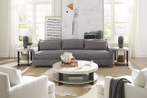 Shauna 85, 98 or 110 Inch Oversized Bench Seat Sofa