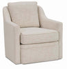 Image of Stella Contemporary Fabric Swivel Accent Chair