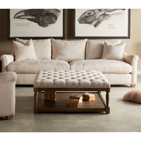"Tricia 104 Inch ""Quick Ship"" Grand Scale Fabric Sofa - OUT OF STOCK UNTIL 10/25/20"