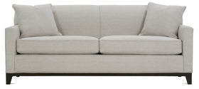 Vance 80 Inch Modern Apartment Sized Fabric Queen Sleeper Sofa