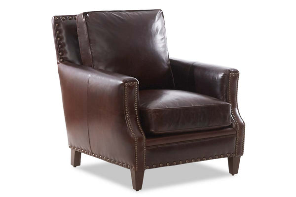 Barrett Apartment Size Leather Chair