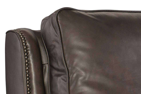 "Barry Castle ""Quick Ship"" Leather Recliner"