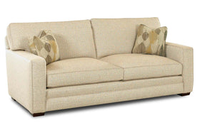 Barton 92 Inch Fabric Contemporary Queen Sleep Sofa