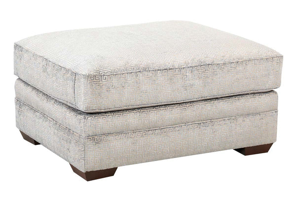 Barton Fabric Ottoman And A Half