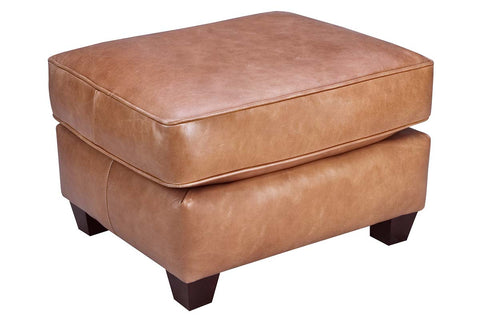 "Baxter ""Designer Style"" Leather Full Sleeper Sofa Set"