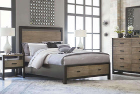 Bedroom Dorsey Bedroom Set