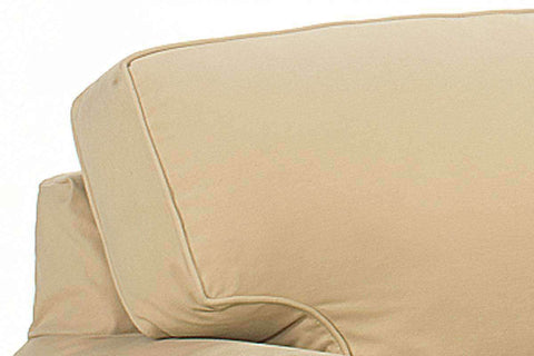 Bella Slipcover Sofa Cottage Furniture
