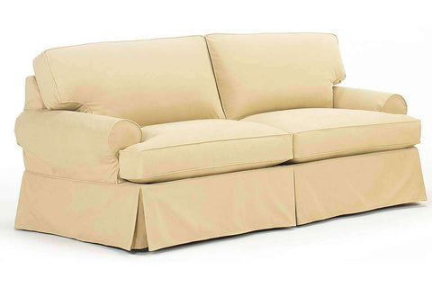 Bella Slipcover Queen Sleeper Sofa