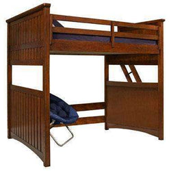 Boys Bedroom Furniture Cody Boys Bedroom Twin Or Full Open Loft Bunk Bed