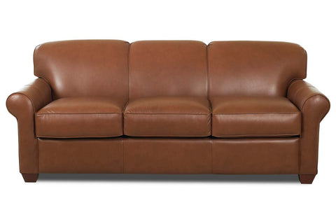 Broadway Classic Club Style Tight Back Sofa Group