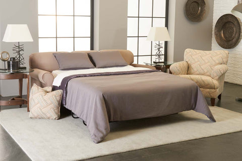 Broadway 81 Inch QUEEN Size Tight Back Apartment Sleeper
