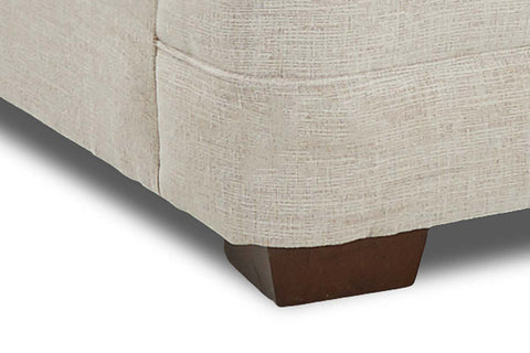"Bruce ""Custom Value"" Track Arm T-Cushion Large Fabric Upholstered Chair"