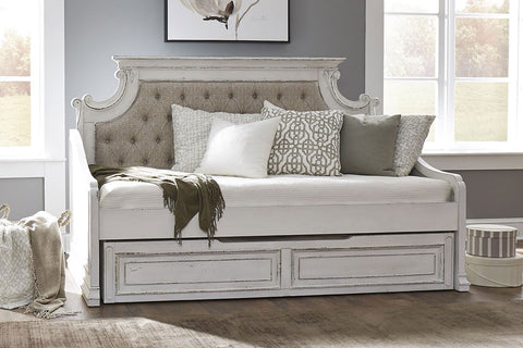 "Canterbury Twin Daybed With Trundle ""Create Your Own Bedroom"" Collection"