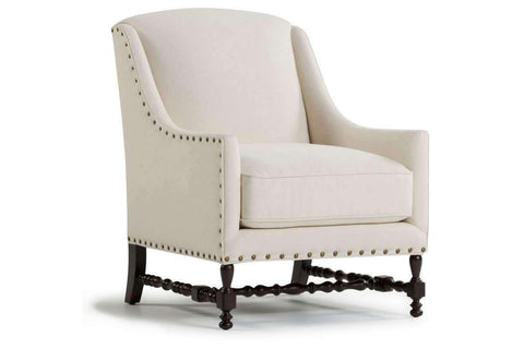 Chairs And Recliner Audrina Fabric Accent Chair