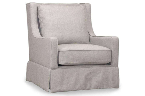 "Chairs And Recliner Kathy ""Quick Ship"" Swivel Accent Chair"